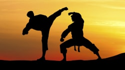 Two Drunk Men Try To Molest 16-Year-Old Martial Arts Expert; Does Not End Well For