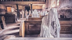 Des photos fascinantes de lieux abandonnés par Anna Mika