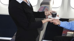 Flight Attendant Says She Was Suspended For Not Serving