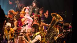 EN ÉCOUTE - «Revuelta Danza Party» de Gypsy Kumbia