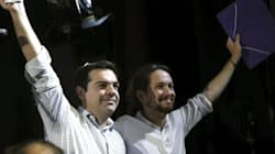 Syriza e Podemos: il crollo parallelo nei sondaggi in vista delle