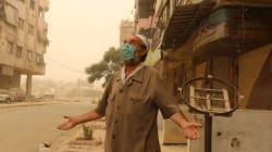 Deadly Sandstorm Hits Middle