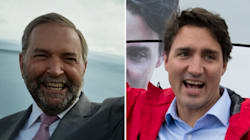 Mulcair Zeroes In On