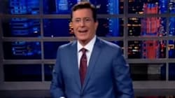SHOWTIME! Stephen Colbert's Late Show
