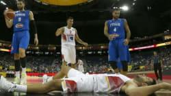 L'Italia del basket mata la