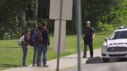 La police arrête ces jeunes pour les... féliciter!