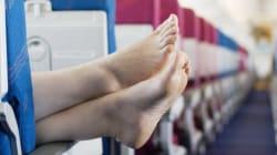 7 choses que vous devriez éviter de toucher en avion