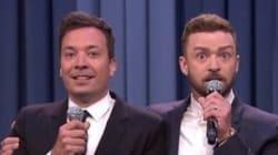 'U Can't Touch' Justin Timberlake & Jimmy Fallon's 'History Of Rap