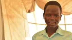 Nyawar ha bisogno di due euro per andare a scuola (FOTO,