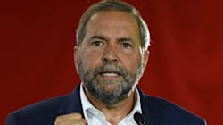 Mulcair Says Iraq And Syria Mission Will End If NDP