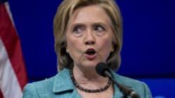 États-Unis: Trump monte, Hillary sérieusement menacée par