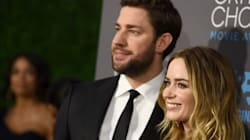 Why John Krasinski Couldn't Focus At Emily Blunt's U.S. Citizenship