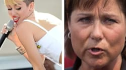 Stick To Twerking: B.C. Premier To Miley