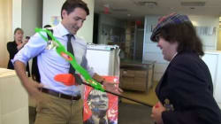 Justin Trudeau Got Nardwuared On The Campaign