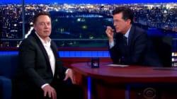 Le visionnaire Elon Musk propose de lâcher des bombes nucléaires sur Mars pour la rendre