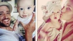 Dites bonjour à Silas, le fils de Justin Timberlake et Jessica