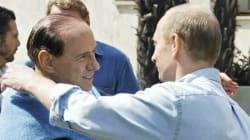 Berlusconi vede Putin in Crimea