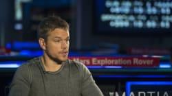 «Seul sur Mars» , avec Matt Damon, présenté au TIFF