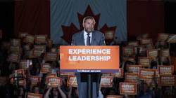 Mulcair Pledges 'Significant, Stable' Transit