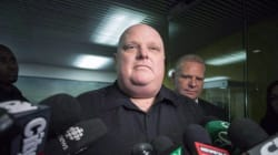 Rob Ford Says No New Tumours Found Months After