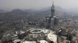 Crolla una gru sulla Grande moschea alla Mecca: almeno 62