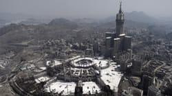 La Mecque: 87 morts dans la chute d'une grue dans la Grande