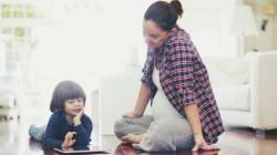 Por que eu abri mão de independência financeira para ser mãe em tempo