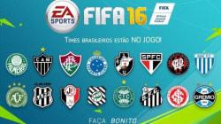 Após seleções femininas, FIFA 16 confirma 16 equipes