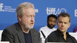 Ridley Scott: I'm Not Sorry About 'Exodus' White