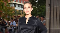 Black Is The New Black: Elizabeth Olsen Pure Elegance At