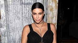 Kim K. Puts Her Upcoming Arrival Front And Centre At
