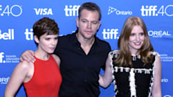 'Martian's Take Over TIFF Red