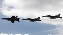 RAAF's First Mission Into Syria Complete, No Weapons