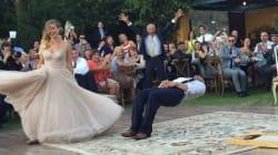 Chi non vorrebbe un ballo di nozze così?