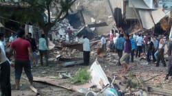 L'explosion d'une bonbonne de gaz en Inde fait au moins 85