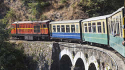 2 Foreigners Killed As Kalka-Shimla Toy Train