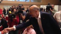 Juppé ne verra pas Sarkozy au Touquet mais sera avec lui
