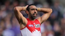 Boo Adam Goodes And You Boo All Of