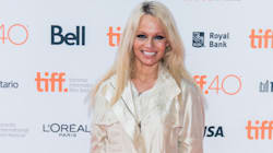 Weather Appropriate: Pamela Anderson Makes Appearance at