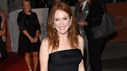 Jump On It: Julianne Moore Stuns In Hugo Boss On TIFF Red