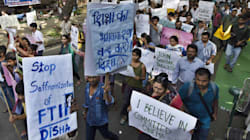Fasting FTII Student Admitted To Hospital As His Sugar Level Drops, Tension On Campus