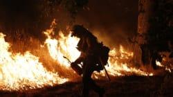 L'état d'urgence décrété en Californie face à des incendies