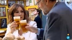 Rajoy habla de lo que no es justo para su