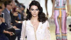 Kendall Jenner prouve sa débrouillardise à la semaine de la mode
