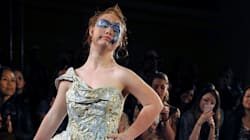 Model With Down Syndrome Walks NYFW