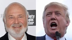Rob Reiner Criticizes Media For Trump