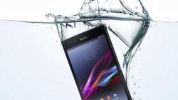 Sony déconseille d'utiliser ses smartphones étanches... sous