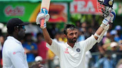 There's A Heartwarming Reason Behind Cricketer Ajinkya Rahane's Donation To Drought-Struck