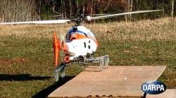 Voici l'hélicoptère du futur tout
