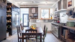 'Hideous' Toronto House Remodeled Into Stunning Family